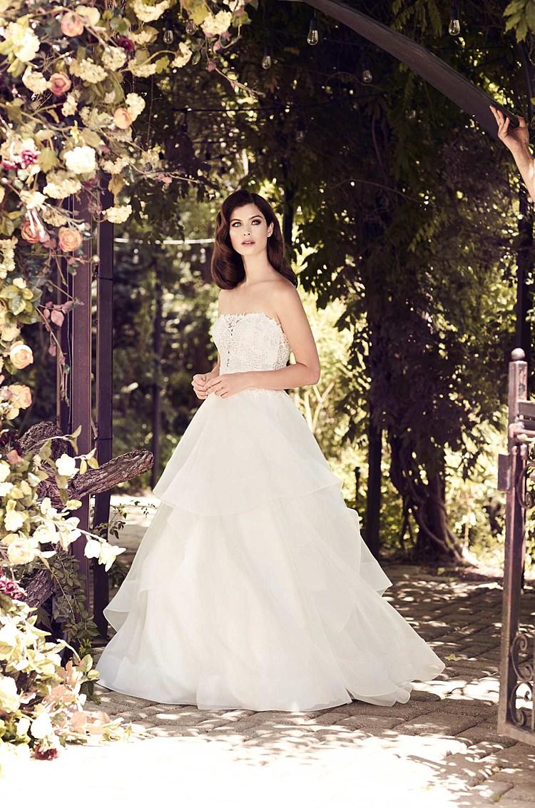 4729 Paloma Blanca Spring 2017 Collection Wedding Dress Bridal