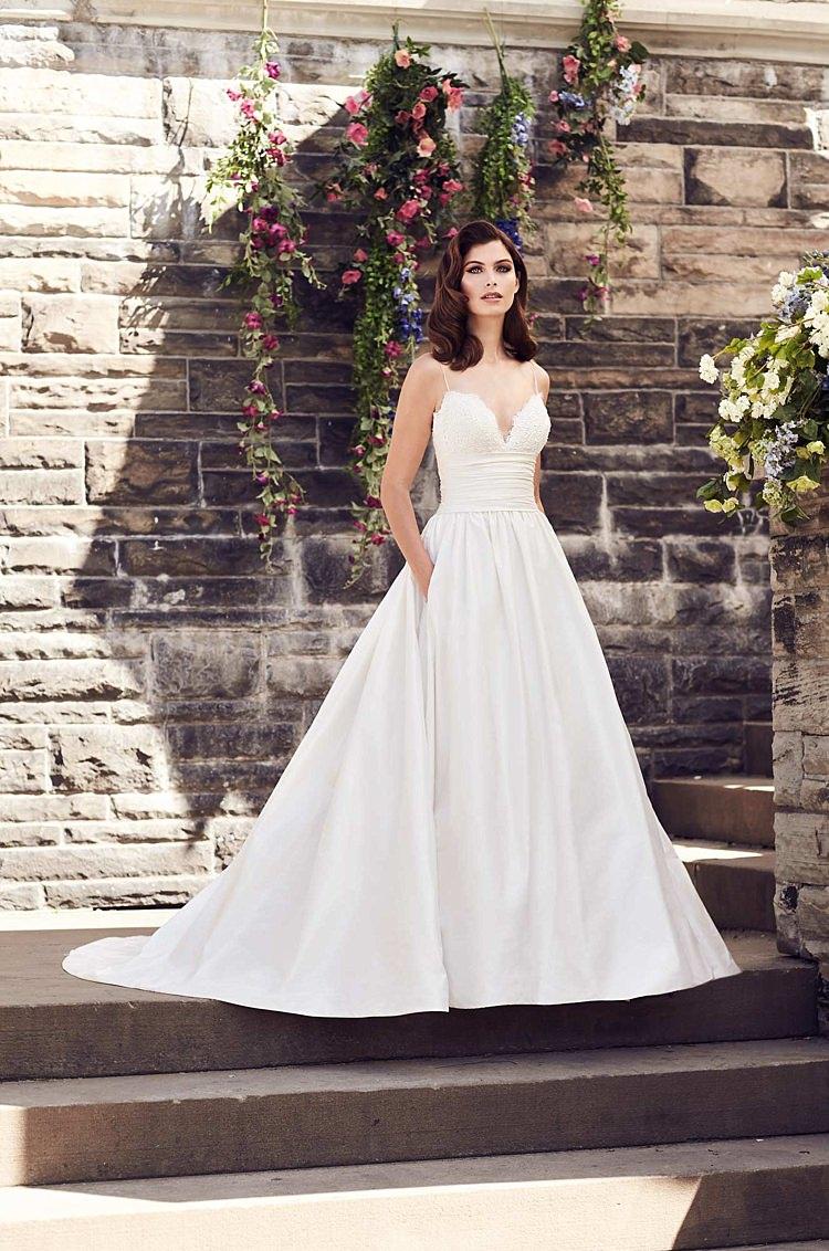 4730 Paloma Blanca Spring 2017 Collection Wedding Dress Bridal