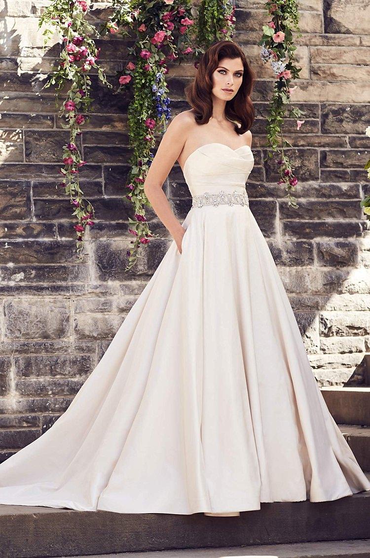 4733 Paloma Blanca Spring 2017 Collection Wedding Dress Bridal