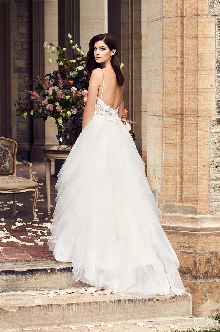 4734 Paloma Blanca Spring 2017 Collection Wedding Dress Bridal