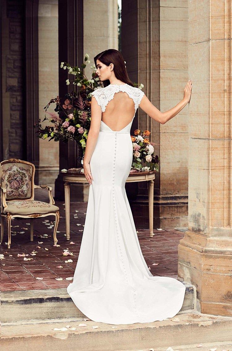 4735 Paloma Blanca Spring 2017 Collection Wedding Dress Bridal