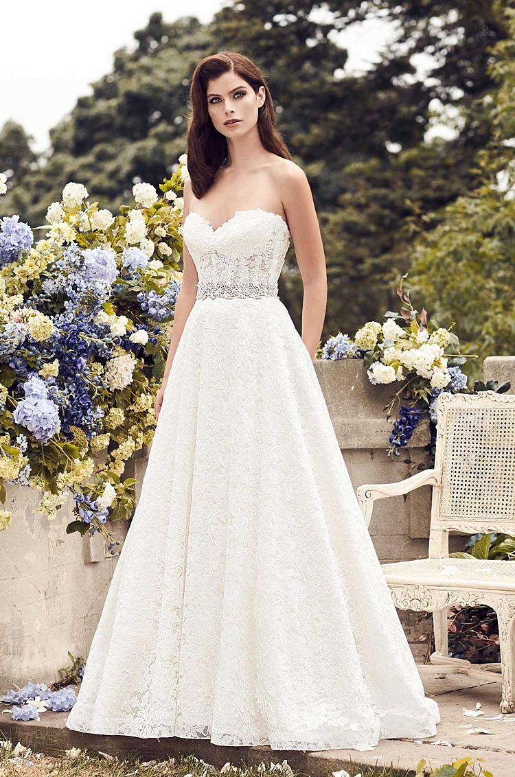 4738 Paloma Blanca Spring 2017 Collection Wedding Dress Bridal