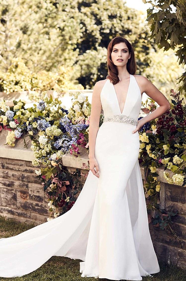 4741 Paloma Blanca Spring 2017 Collection Wedding Dress Bridal