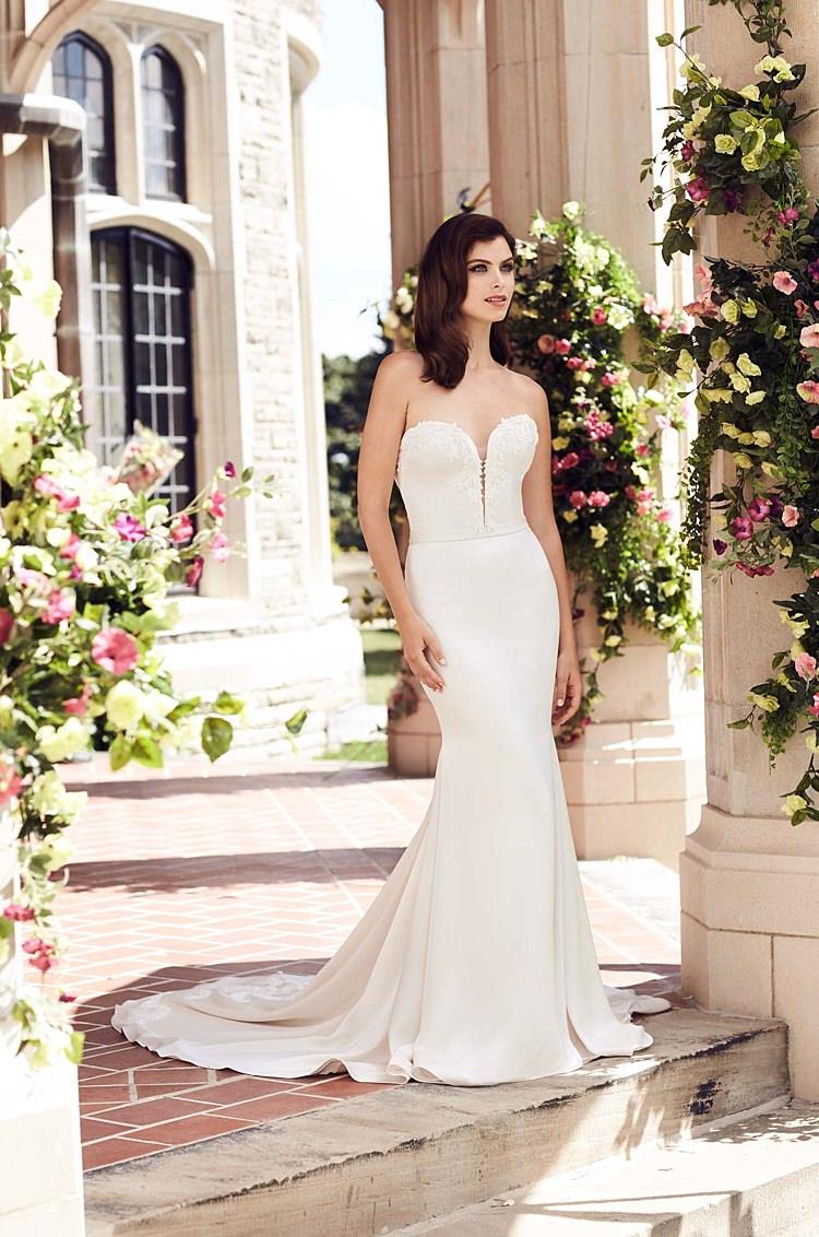 4743 Paloma Blanca Spring 2017 Collection Wedding Dress Bridal