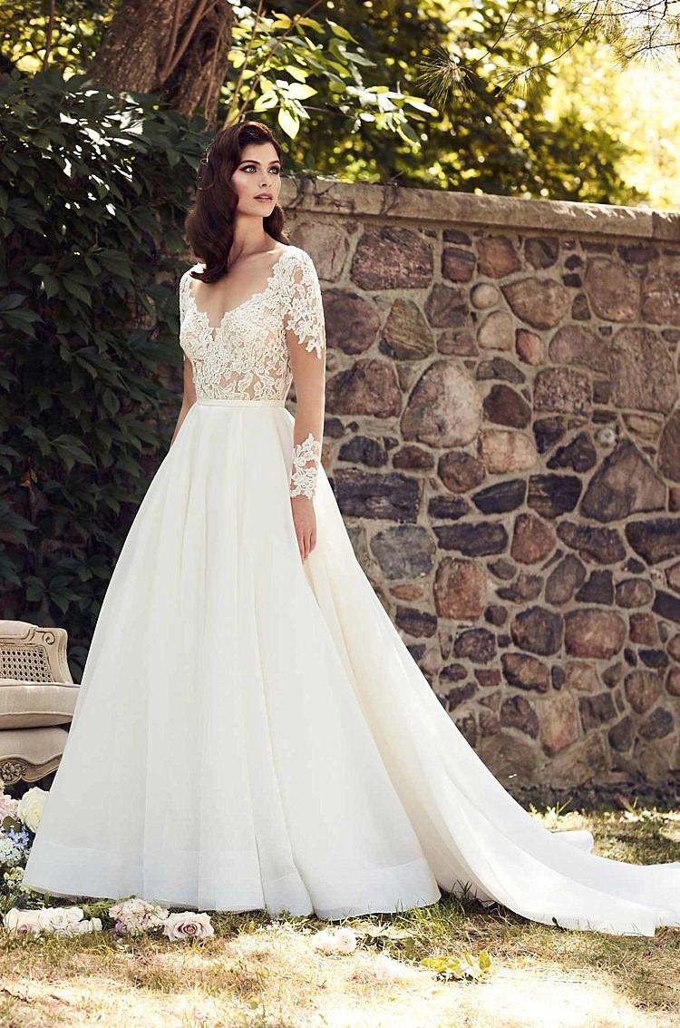 4744 Paloma Blanca Spring 2017 Collection Wedding Dress Bridal