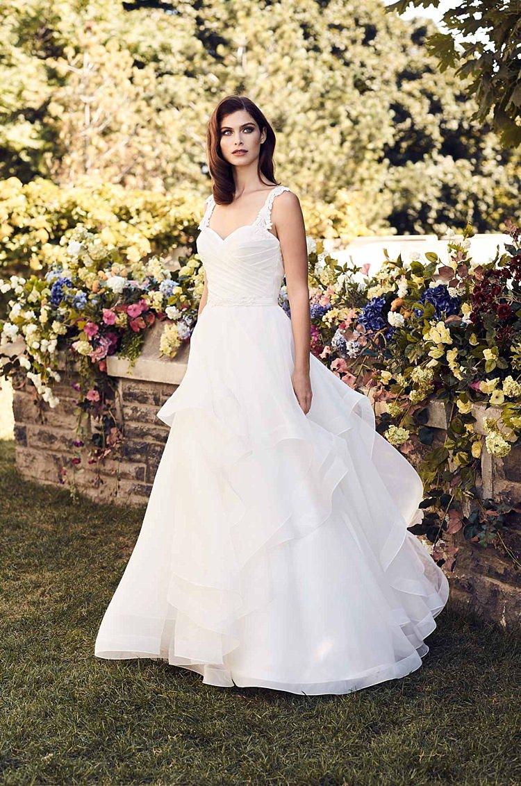 4745 Paloma Blanca Spring 2017 Collection Wedding Dress Bridal