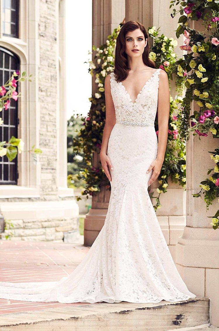 4746 Paloma Blanca Spring 2017 Collection Wedding Dress Bridal