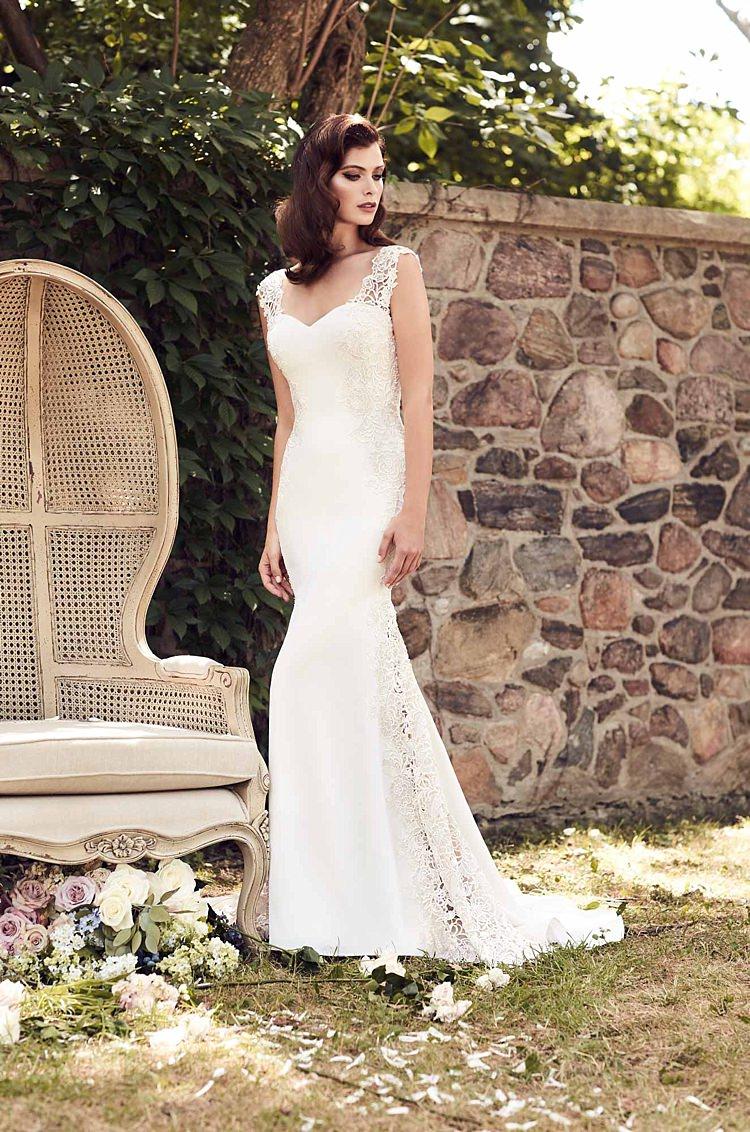 4747 Paloma Blanca Spring 2017 Collection Wedding Dress Bridal