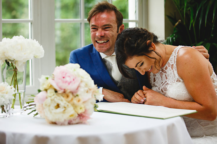 Peonies & Bikes Fun Country House Wedding http://hbaphotography.com/