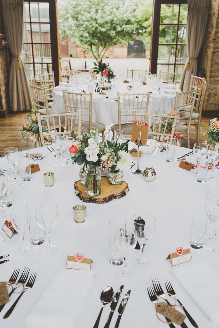 Beautiful Rustic Coral Barn Wedding | Whimsical Wonderland Weddings