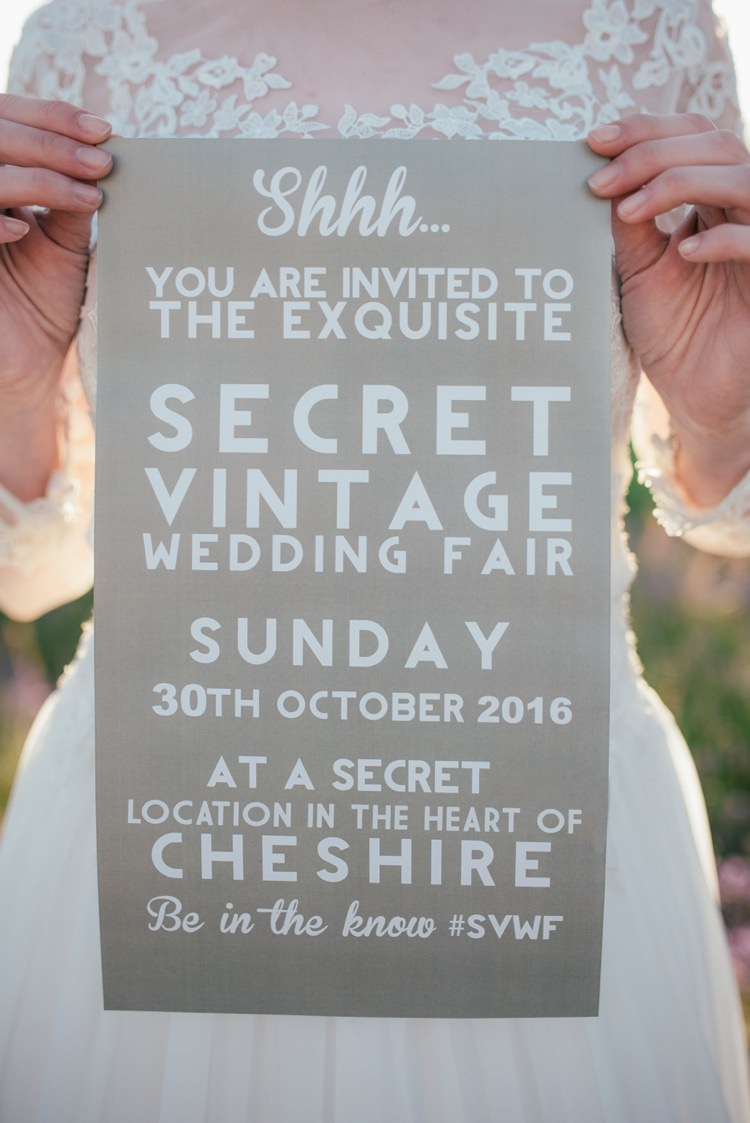 Secret Vintage Fair Cheshire Fine Art Boho Luxe Garden Wedding Ideas http://www.lucygphotography.co.uk/
