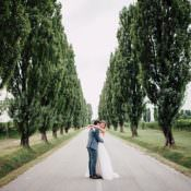 Outdoor Floral Countryside Wedding in Veneto