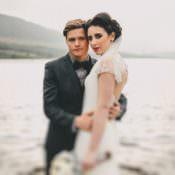 Woodland Glamour Inspired Autumn Wedding