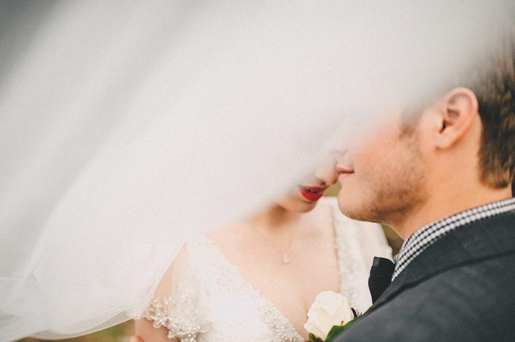 Veil Woodland Inspired Autumn Wedding http://www.kerrydiamondphotography.com/