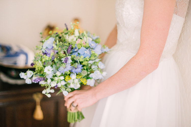 Wild Natural Bouquet Flowers Bride Bridal Big Top Farm Party Wedding http://www.robinstudios.com/