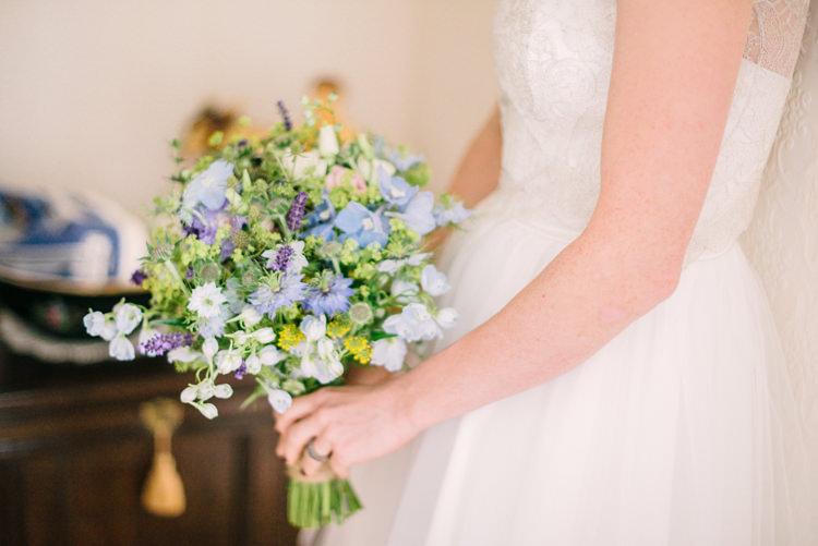 Wild Natural Bouquet Flowers Bride Bridal Big Top Farm Party Wedding http://www.robinstudios.com/