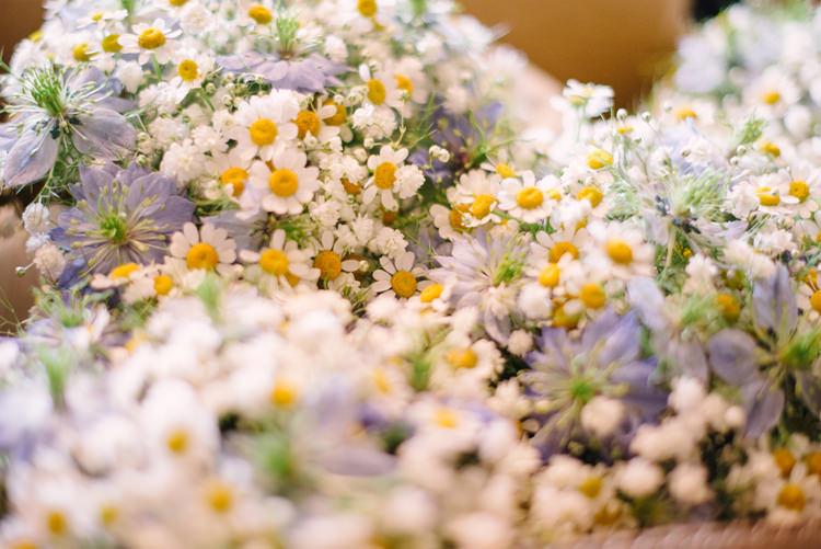 Daisy Daisies Bouquets Flowers Big Top Farm Party Wedding http://www.robinstudios.com/