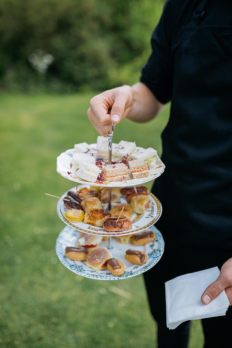 Afternoon Tea Fun & Games Tipi Wedding http://jamesandlianne.com/