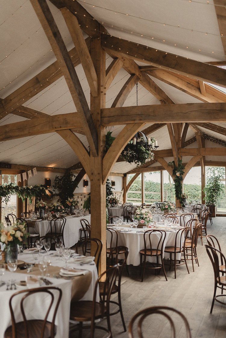 Cripps Barn Cotswolds Whimsical Floral Blush Grey Wedding https://www.scuffinsphotography.com/