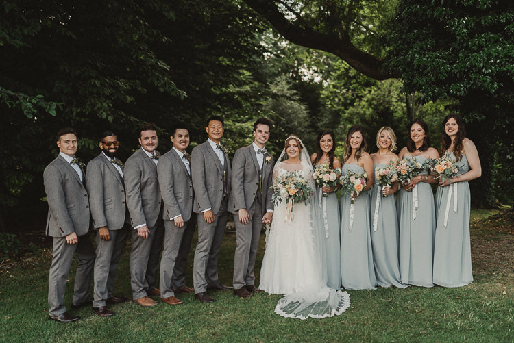 Whimsical Floral Blush Grey Wedding https://www.scuffinsphotography.com/