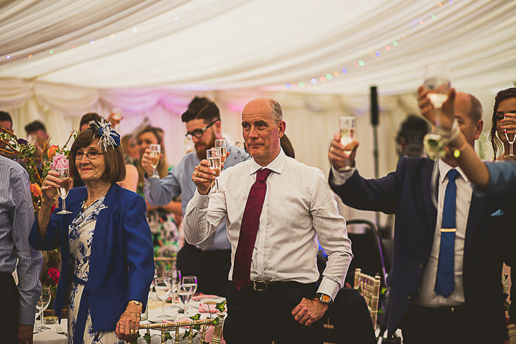 Colourful Midsummer Night's Dream Party Wedding http://thespringles.com/