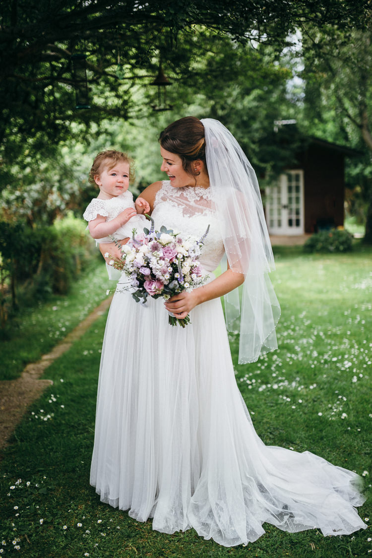 Flower Girl Daughter Bride Magical Midsummer Night's Dream Wedding http://www.beatriciphotography.co.uk/