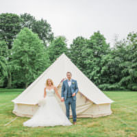 Romantic Pink Summer Glamping Wedding http://helenrussellphotography.co.uk/