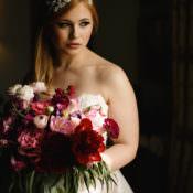 Opulent & Rich Tipi Wedding Ideas