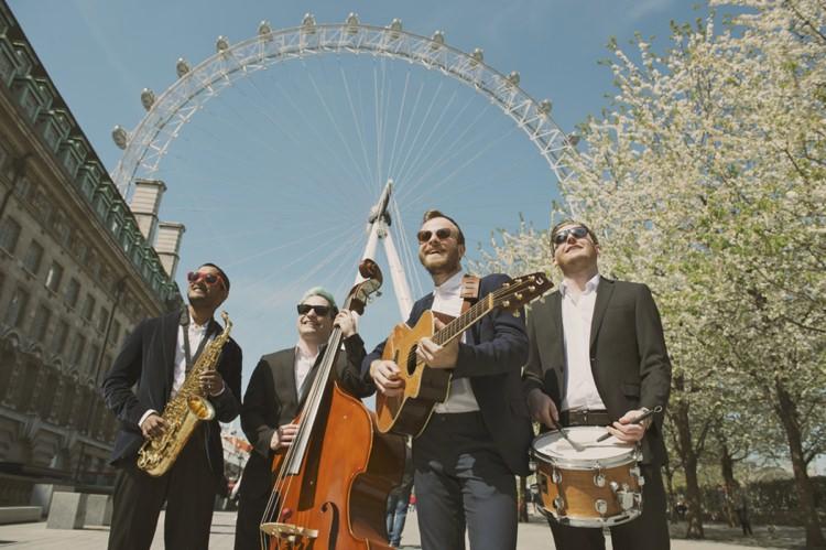 The Wanderland Band Entertainement UK Supplier Wedding Directory