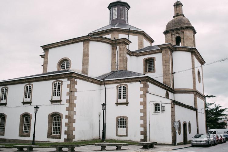 Ceremony Location Church Romantic Bohemian Spain Wedding http://saralobla.com/