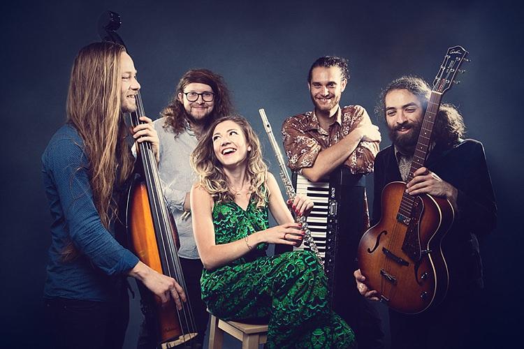 Ipanema Jazz Quintet Band Entertainment Christmas Festive Ideas Wedding