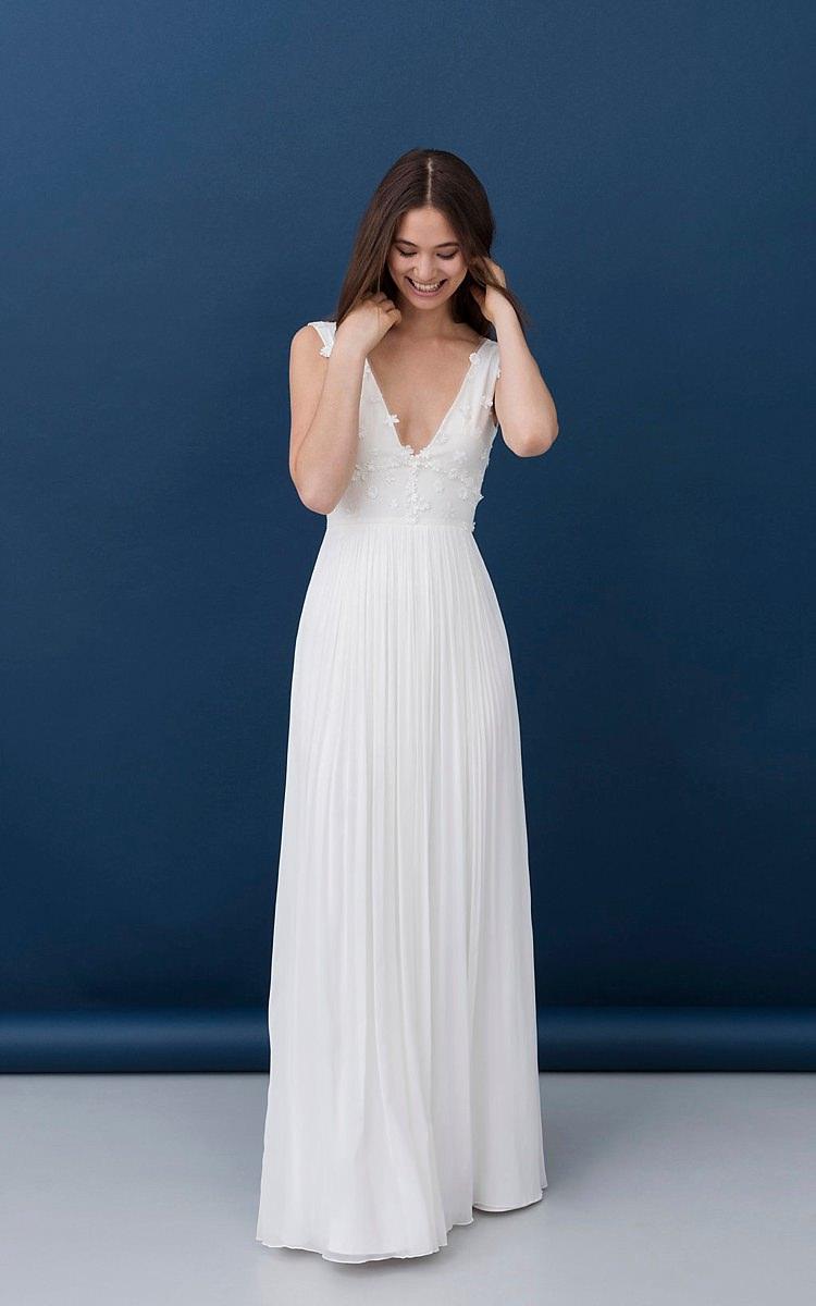 Kisui Berlin 2017 Collection Wedding Dresses Ella