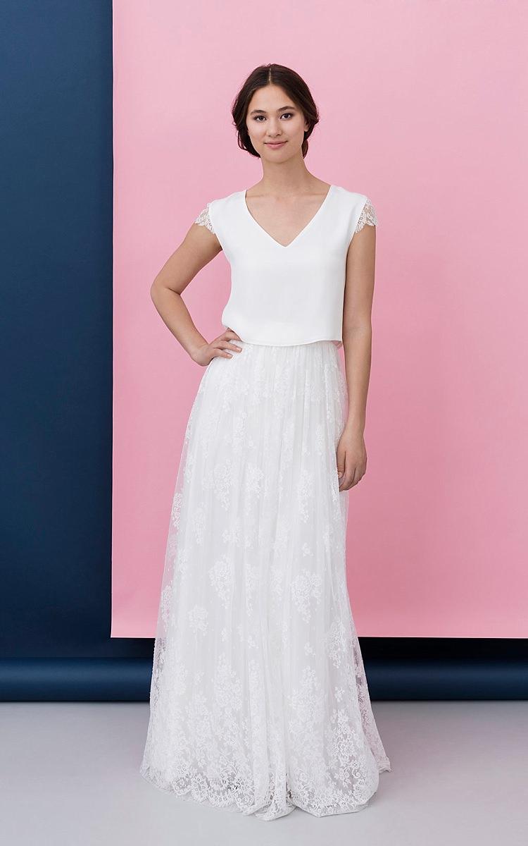 Kisui Berlin 2017 Collection Wedding Dresses Joella Lavin