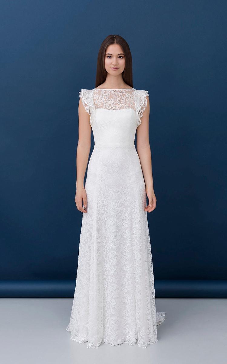 Kisui Berlin 2017 Collection Wedding Dresses Kaisa