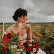 Pumpkin Field Autumn Wedding Ideas