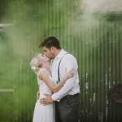 Pastel Pretty Summer Picnic Wedding