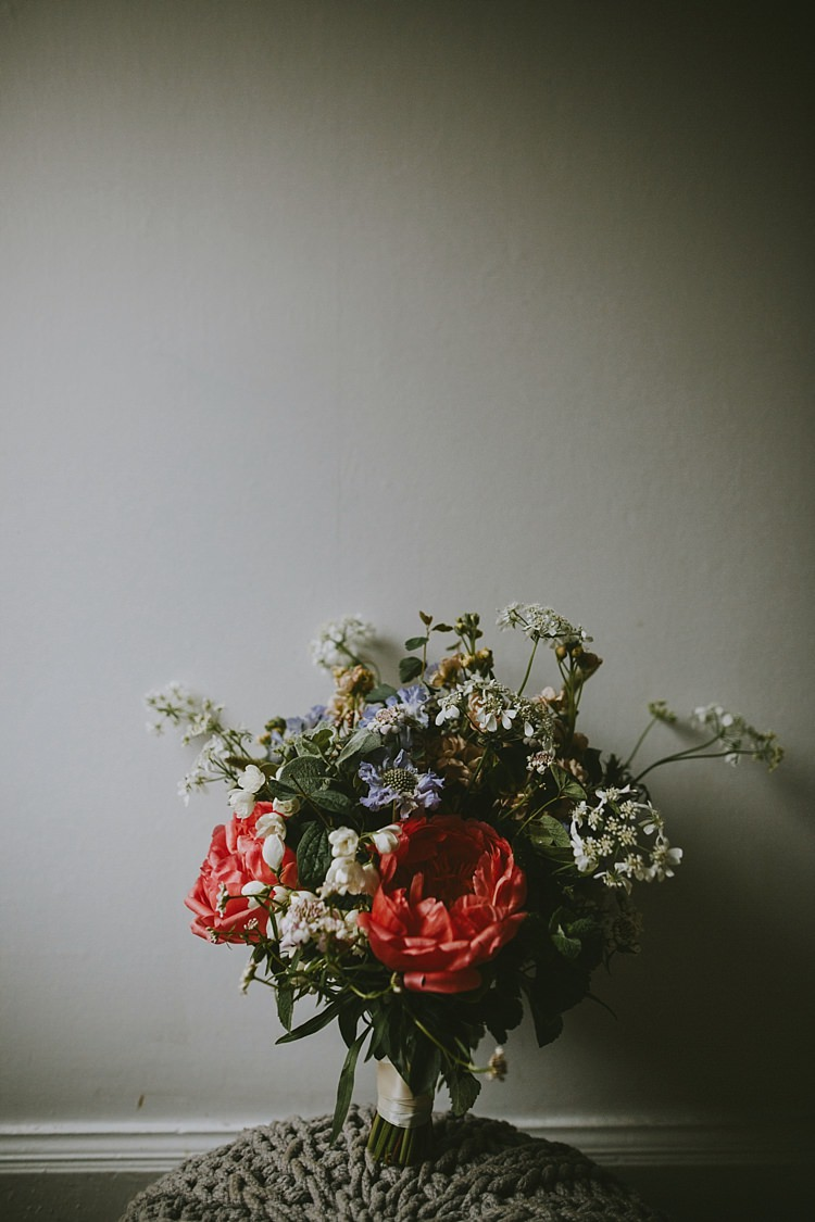 Coral Peony Peonies Bouquet Bride Bridal Flowers Beautiful Bohemian Beach Glamping Wedding http://www.thecurries.co/