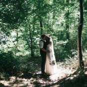 Enchanted Woodland Boho Wedding
