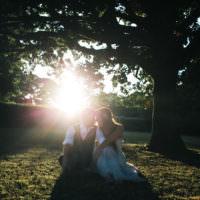 Enchanted Woodland Boho Wedding http://www.richardsavage.co.uk/