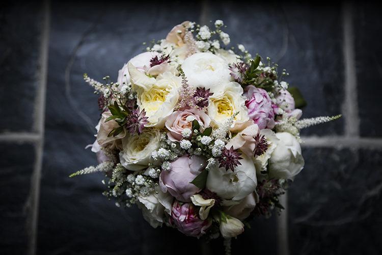 Peony Rose Bouquet Bride Bridal Flowers Country Cornish Pastel Beach Wedding http://www.slr-weddingphotography.co.uk/
