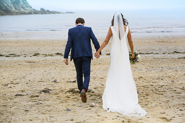 Country Cornish Pastel Beach Wedding http://www.slr-weddingphotography.co.uk/