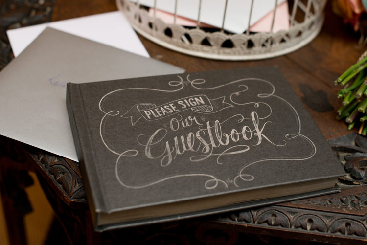 Chalk Black Board Guest Book Rustic Outdoor Rural Tipi Wedding http://emmastonerweddings.com/