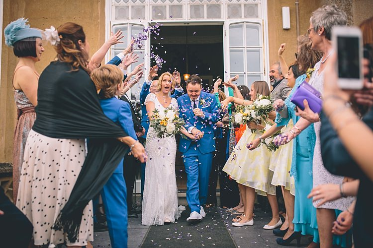 Fun Quirky Country House Wedding http://storyandcolour.co.uk/