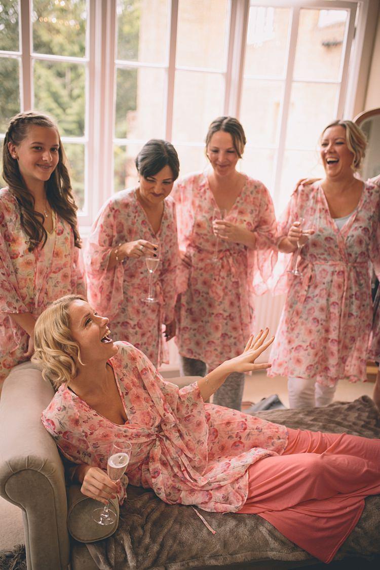 Funky Bridesmaid Dressing Gowns Uk Crest - Wedding Dress Ideas ...
