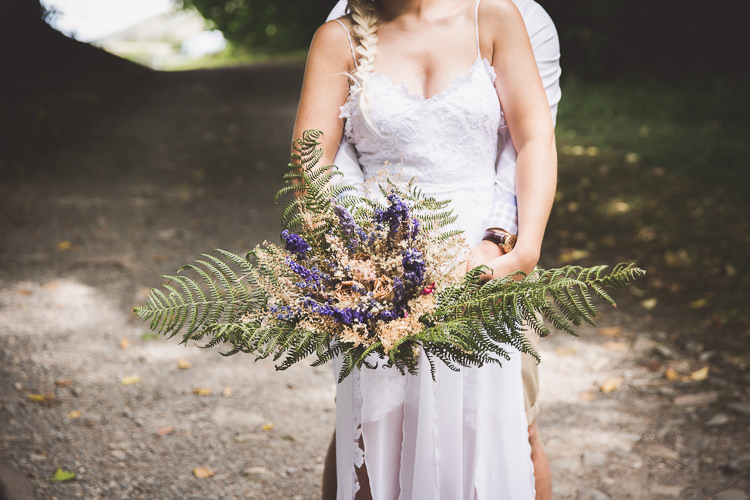 Bohemian Natural Eco Wedding www.stephnewtonphotography.com
