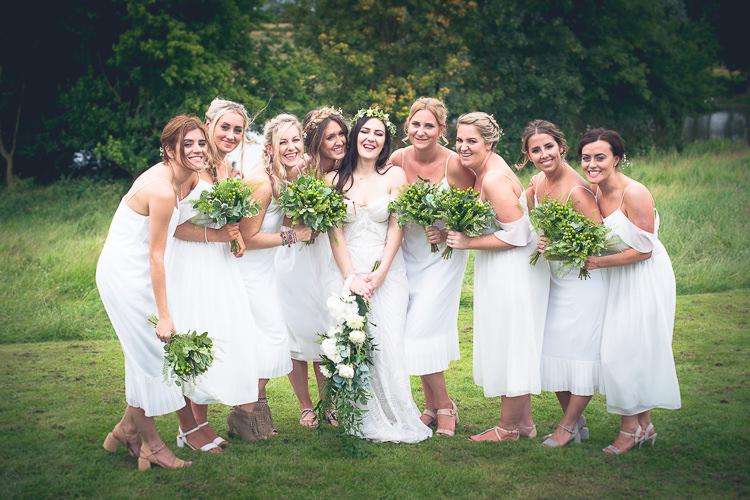 Outdoor Boho Botanical Farm Wedding http://www.lauraophotography.com/