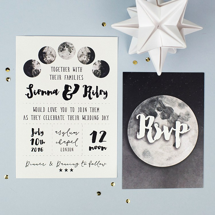 Nina Thomas Studio Wedding Stationery UK Supplier Directory