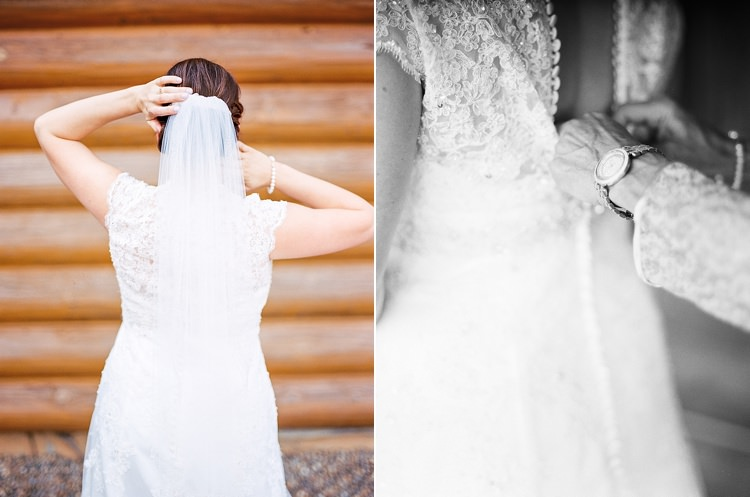 Bride Lace Cap Sleeve Buttoned Bridal Gown Veil Outdoor Spring Vineyard Wedding Tennessee http://www.juicebeatsphotography.com/