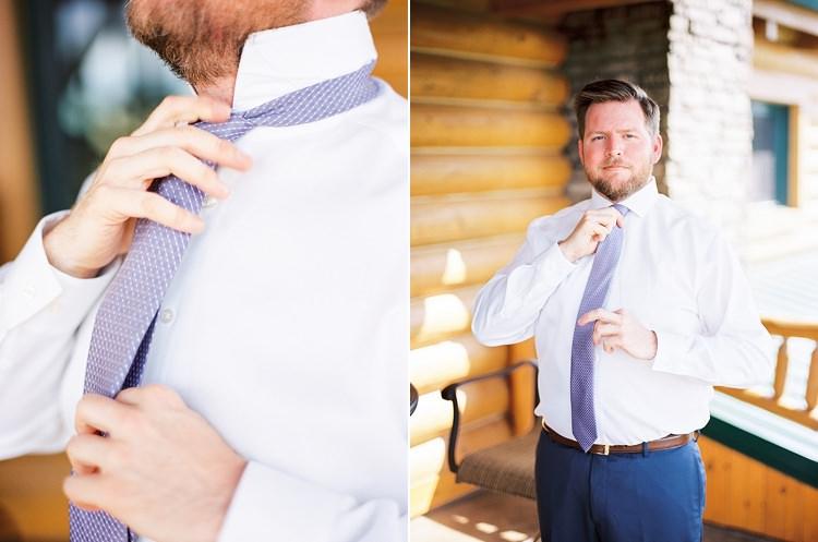 Groom White Shirt Purple Tie Navy Pants Tan Belt Style Outdoor Spring Vineyard Wedding Tennessee http://www.juicebeatsphotography.com/