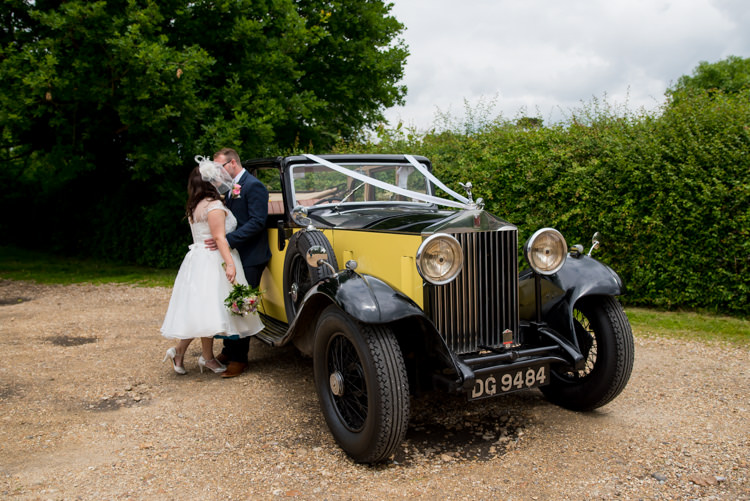 Classic Car 1950s Summer Fete Wedding http://www.mia-photography.com/